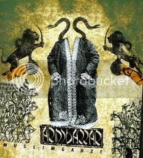 MUSLIMGAUZE - Armsbazzar CD
