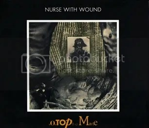 NURSE WITH WOUND - Homotopy To Marie CD