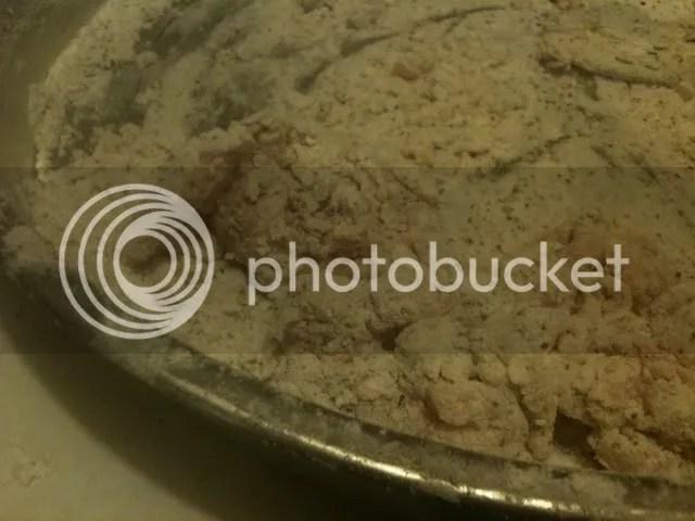 Chicken in Flour