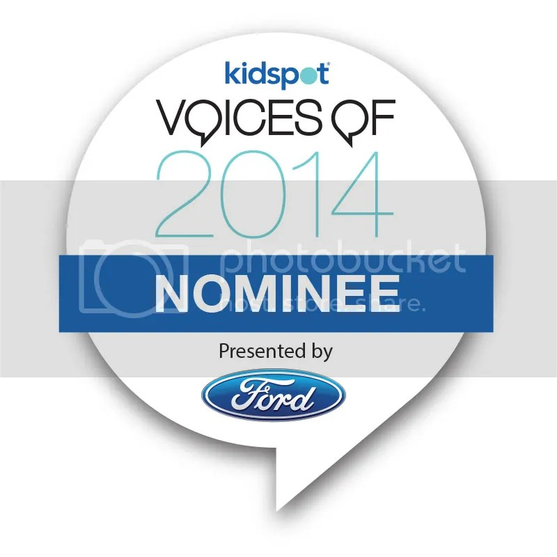 Proud nominee of KidSpot's Voices of 2014 photo Voices2104-nominee_zpse26aa0d8.jpg