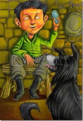 Ilustración de Jordi Ponce Pérez
