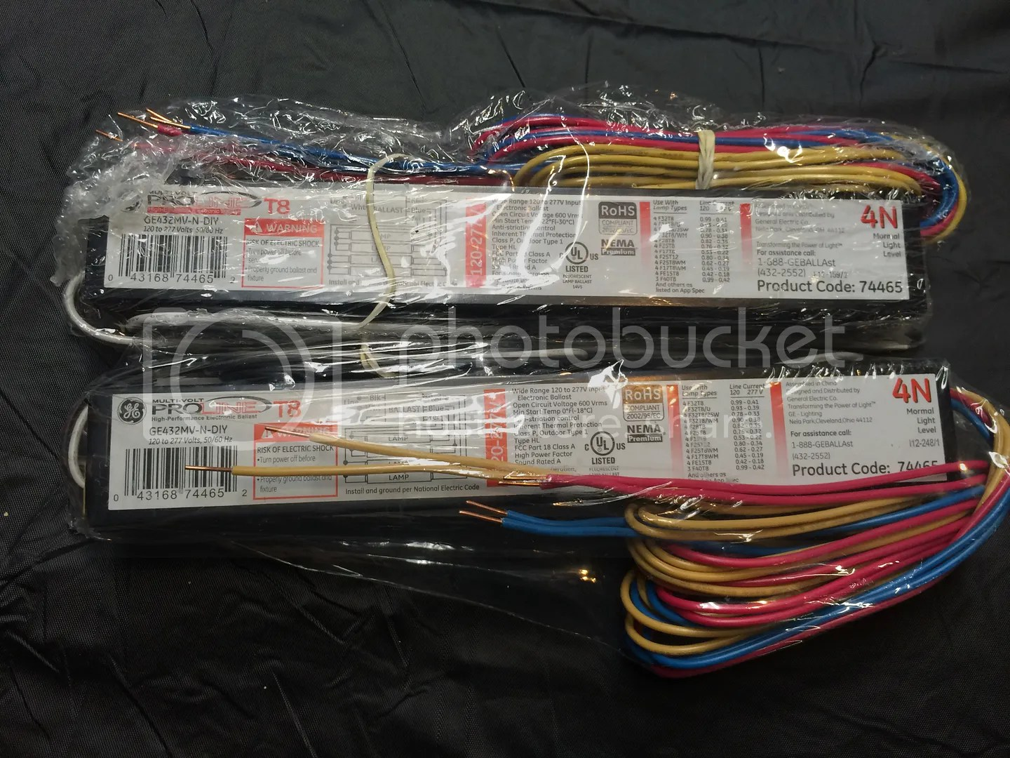 ge proline t8 ballast wiring diagram crossover cable t568b electronic multi volt azbilliards