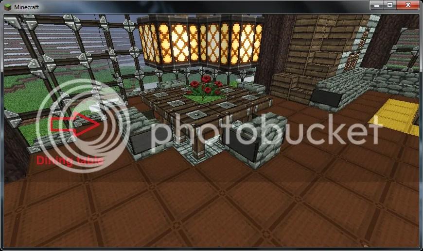 My Amazing Minecraft House  With Interior Design Ideas