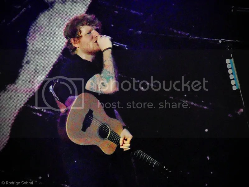 Ed Sheeran @ Allianz Parque - São Paulo