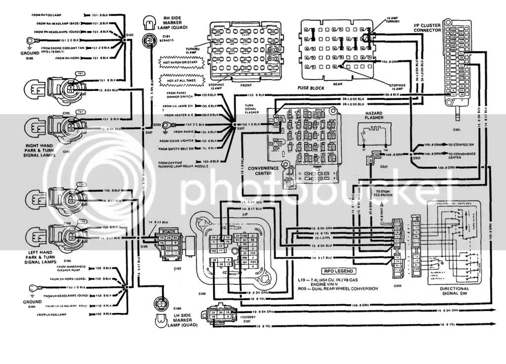 Mercruiser 454 Wiring Diagram
