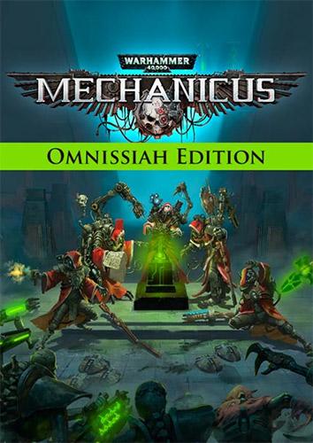 c7d628f4b736a609d0ef2e27450d44a9 - Warhammer 40,000: Mechanicus – Omnissiah Edition – v1.3.0 + Heretek DLC