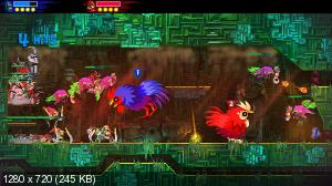 f6c83c7bee12af18280297fa17bd33f3 - Guacamelee! 1+2 Super Turbo Championship Edition Switch NSP