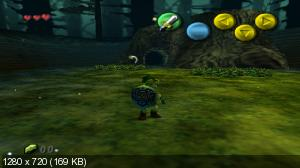 145bc598ff34e6ff1d5397bf7156991f - Nintendo 64: Super Mario 64 + Legend of Zelda Switch NSP