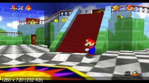 Nintendo 64: Super Mario 64 + Legend of Zelda Switch NSP