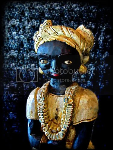 Artefact CANDOMBLE