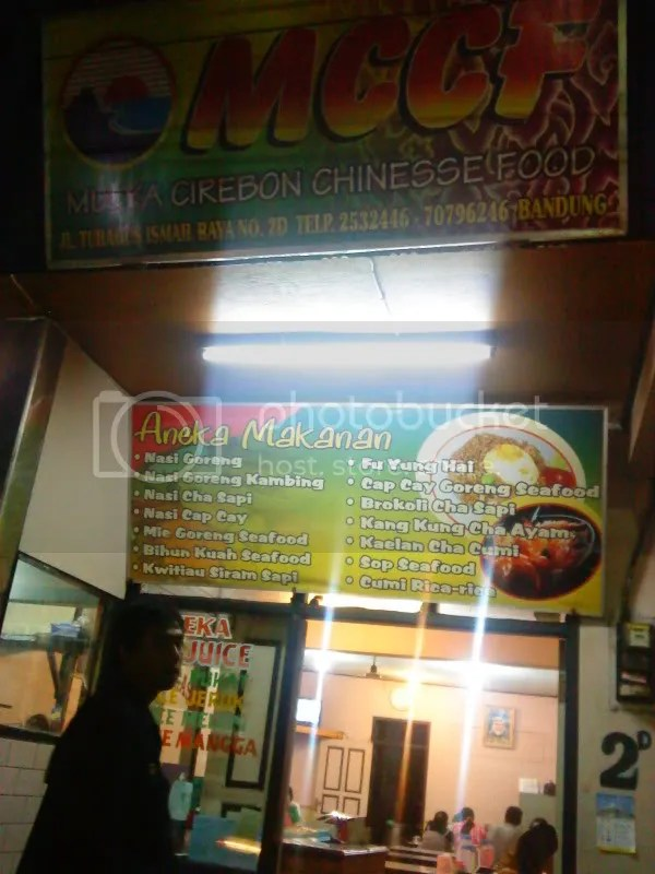 Mulya Cirebon Chinese Food