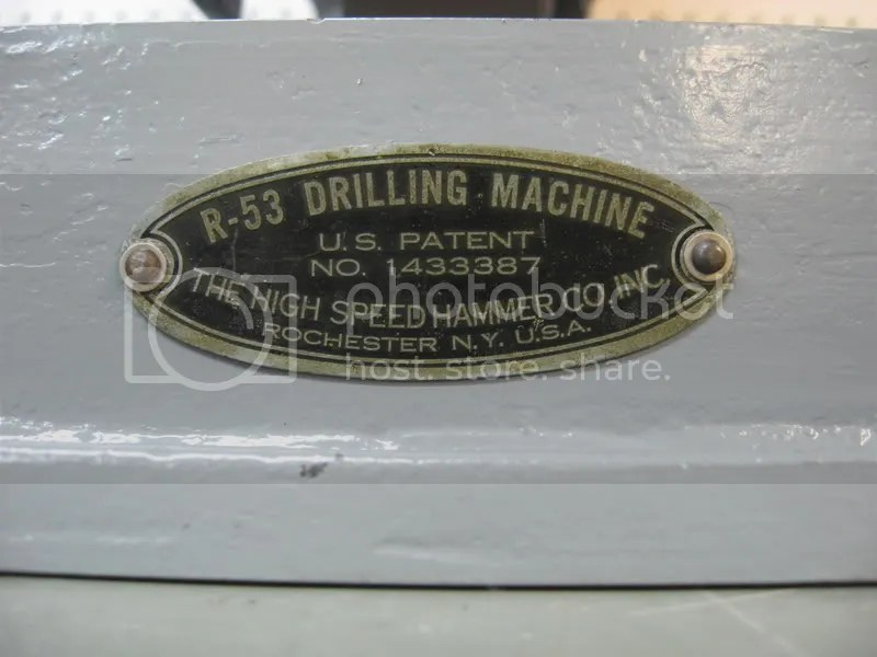 High Speed Precision Drill Press
