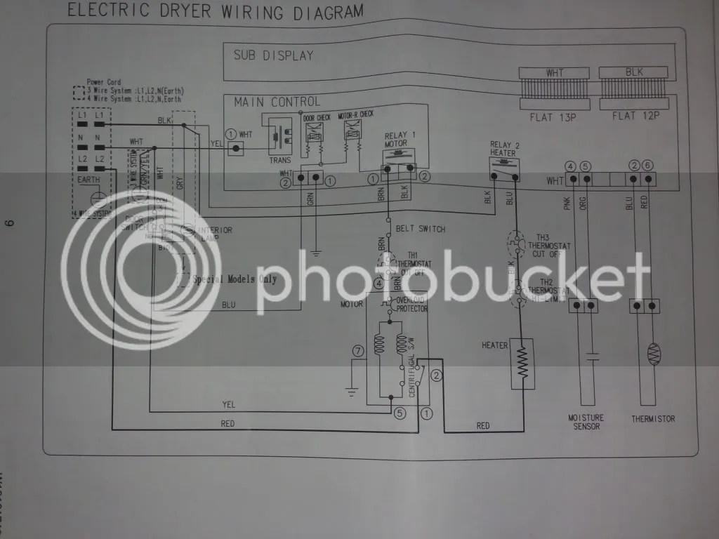 Heating Element Diagram On Samsung Heating Element Wiring Diagram