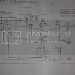 Amana Furnace Blower Wiring Diagram Fujitsu Ten From Ned7200tw Dryer No Heat Problem With Cycling