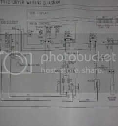 from amana ned7200tw dryer no heat problem with cycling thermostat rh appliantology org amana dryer ned7200tw amana dryer wiring diagram starting  [ 1024 x 768 Pixel ]