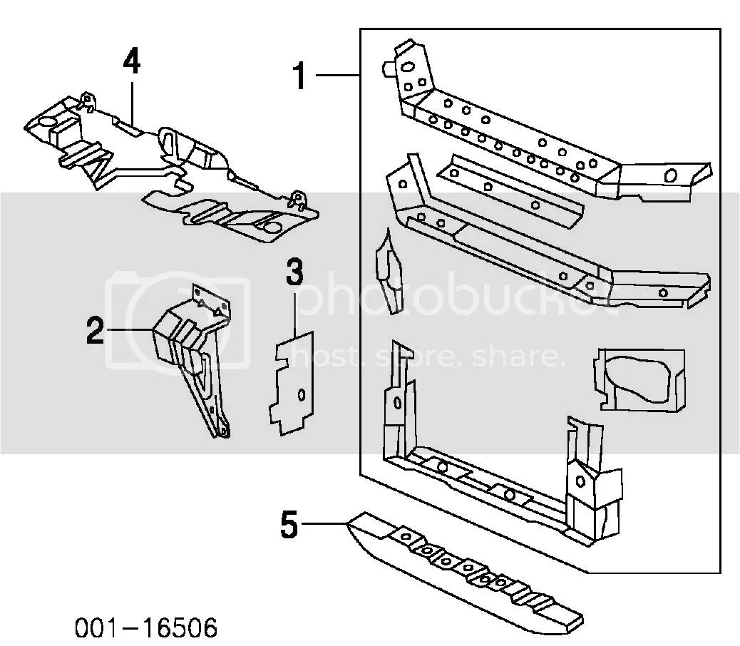 Plastic Under Engine Bay