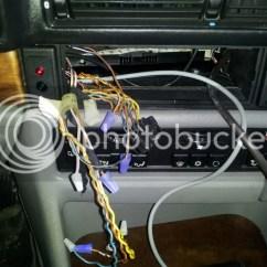 Bmw Audio Wiring Diagram E39 Westinghouse Fridge Thermostat Aftermarket Stereo 3988 735i Installation