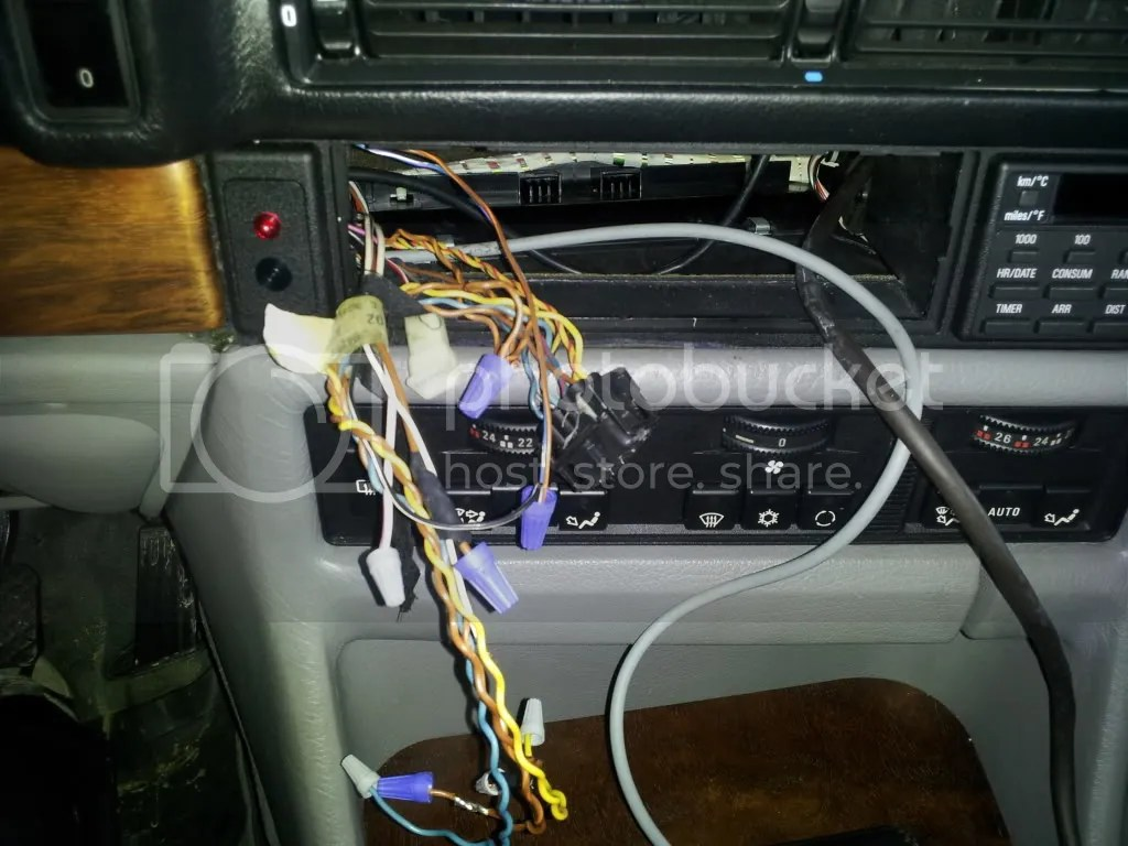 bmw e39 audio wiring diagram sony xplod cdx gt180 aftermarket stereo 3988 735i installation