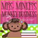 Mrs. Miner's Kindergarten Monkey Business