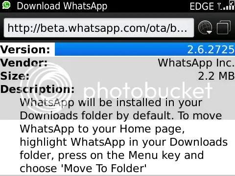 munch 2011 03 27 183326 WhatsApp Messenger Updated To Version 2.6.2725