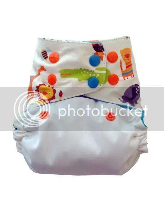 Fat Bottom Babies cloth diaper