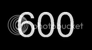 600 Miles!