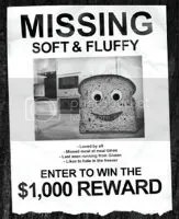 Rudi's Gluten-Free Missing Soft & Fluffy Reward Sweepstakes