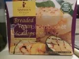 Sophie's Kitchen Gluten-Free Breaded Vegan Scallops