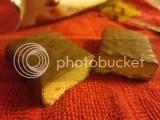 thinkThin Caramel Fudge High Protein Bar (unwrapped)