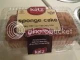 Katz Gluten Free Sponge Cake