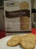 Glutino Gluten-Free Multigrain Crackers