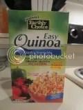 Nature's Earthly Choice Garden Vegetable Easy Quinoa