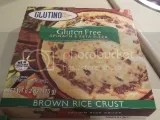 Glutino Spinach & Feta Gluten-Free Pizza