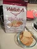 Wellaby's Gluten-Free Cinnamon Sugar Pita Chips