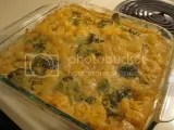 Homemade Gluten-Free Macaroni and Cheese (with veggies) made with La Veneziane Gluten-Free Corn Meal Farfalle