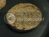 Earth Fare Natural Mushroom Rice Burger