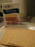 Glutino Gluten-Free Table Crackers
