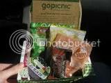 Go Picnic Black Bean Dip & Crispy Plantain Chips