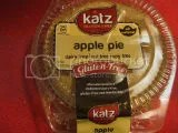 Katz Gluten-Free Apple Pie (Personal Size)