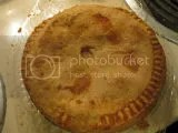 Katz Gluten-Free Apple Pie (thawed)