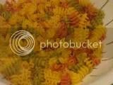 Mrs. Leeper's Corn Vegetable Radiatore Pasta (cooked & drained)