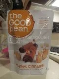 The Good Bean Sweet Cinnamon Chickpea Snacks