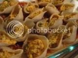 Tinkyáda Brown Rice Grand Shells (stuffed)