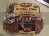 Katz Gluten Free Dinner Rolls (Small Challa)