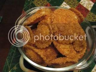 Gluten-Free Oven Toasted Ravioli