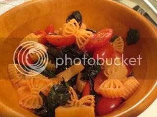 Gluten-Free Rainbow Chard Lemon Pasta