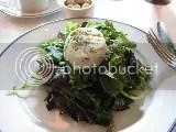 Salade Maraîchère au Chèvre Chaud