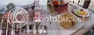 Carnation Café, Main Street, U.S.A., Disneyland Park