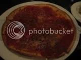 Piazza Sorrento's Gluten-Free Old World Pizza