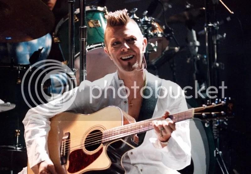 David Bowie Wonderworld Message Board Bowies Mohawk haircut question